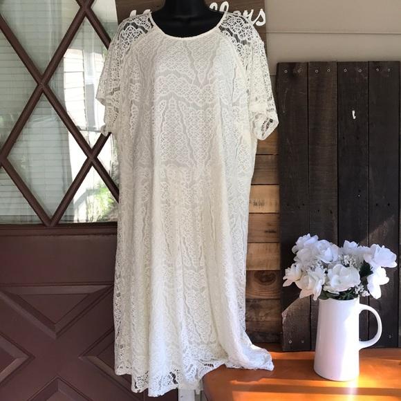 Apt. 9 Dresses & Skirts - Apt 9 Lace Dress